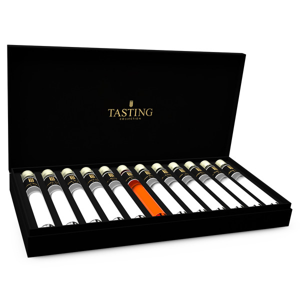 Gin Tasting Collection 12 Tubes in Gift Box