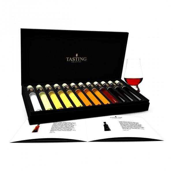 Liqueur Tasting 12 Tubes in gift box