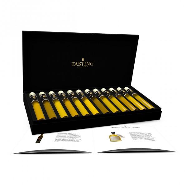 Olive Oil Tasting 12 Tubes in gift box