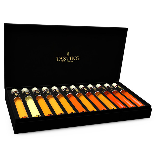 Rum Tasting Collection 12 Tubes In Gift Box