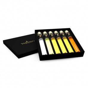 Liqueur Tasting Collection 6 Tubes in Gift Box