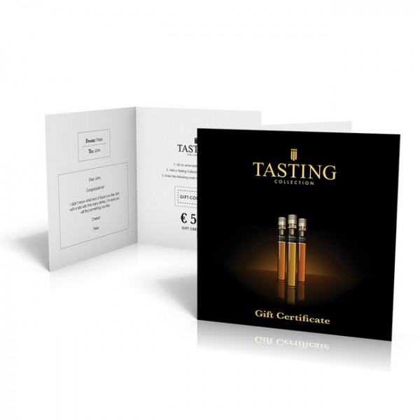 Tasting Collection Giftcard