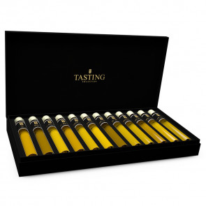 Olive Oil Tasting Collection 12 tubes in Gift Box