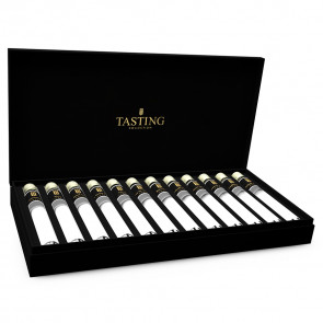 Vodka Tasting Collection 24 Tubes in Wooden Box