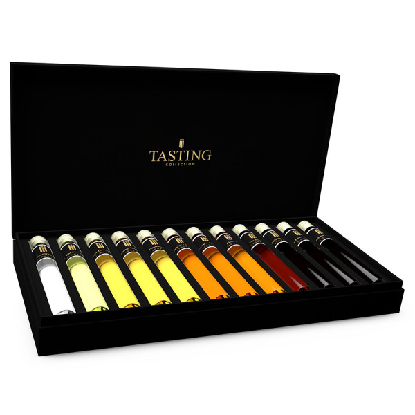 Liqueur Tasting Collection 12 Tubes in Gift Box