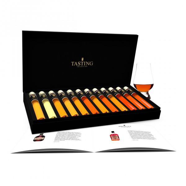 Rum Probe 12 Tubes in Luxusbox