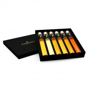 Rum Tasting Collection 6 Tubes in Gift Box