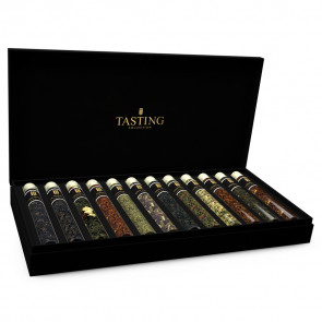 Tea Tasting Collection 12 Tubes in Gift Box