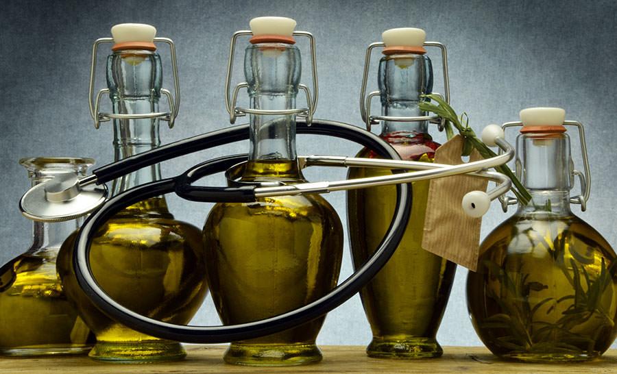 Olijfolie gezond?