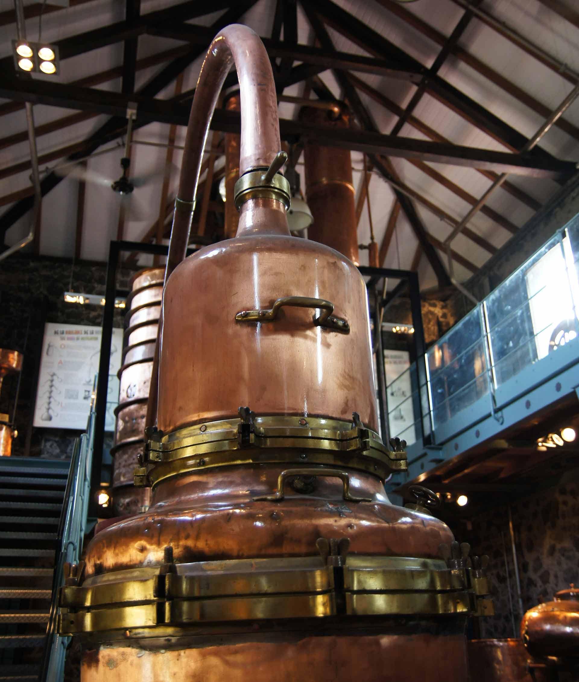 Rum Distillery