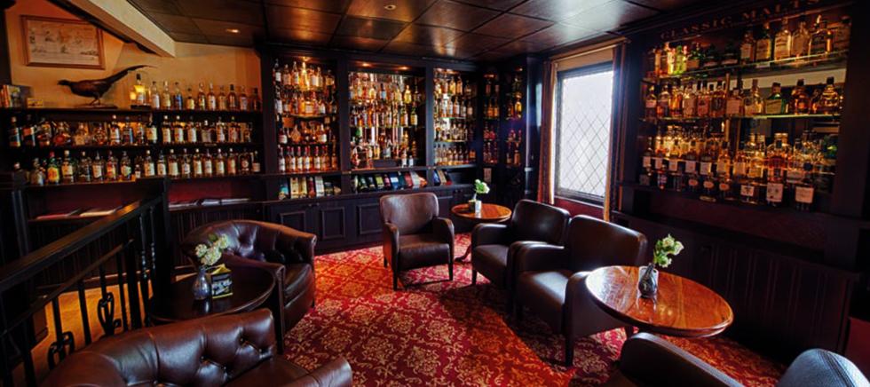 De beste Whisky Bars van Nederland
