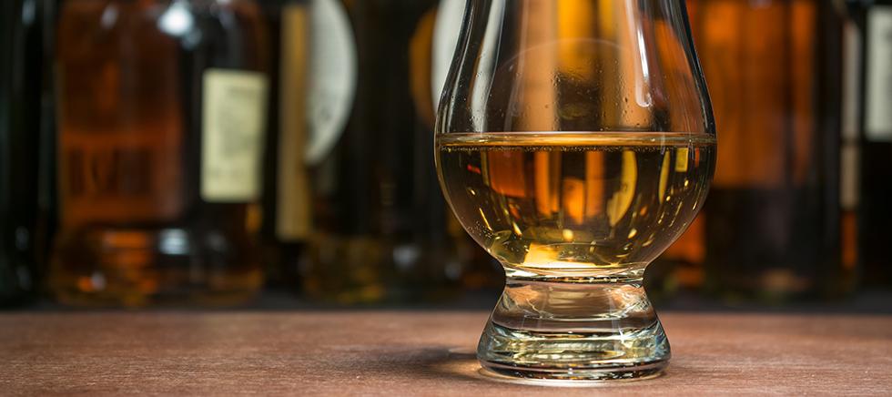Whisky Proeven 5 Tips